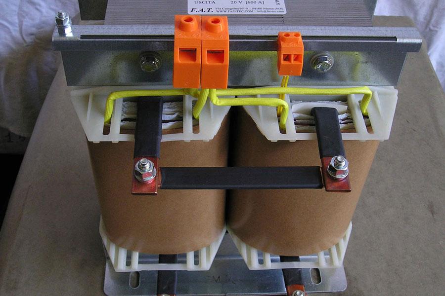 12000 VA - Transformador monofásico