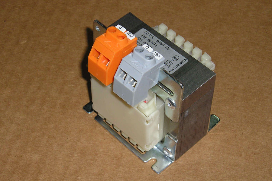 Trasformatore monofase 50 VA