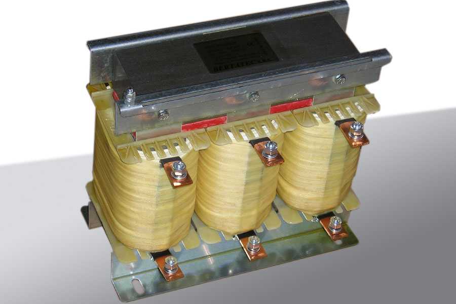 110 KW-Reactors - Reattanze.