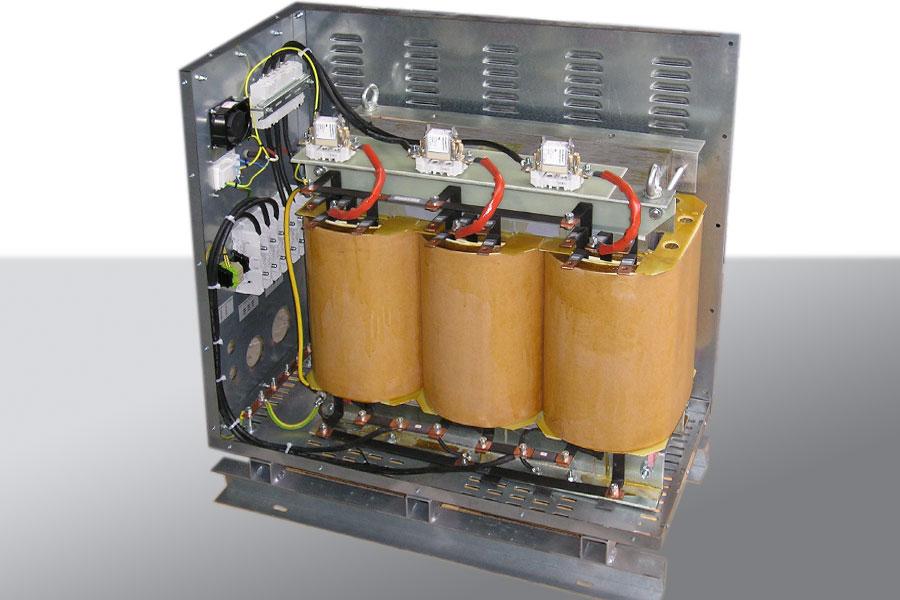 112.500 VA Renewable Energy Tranformers - Trasformatori per energie rinnovabili.