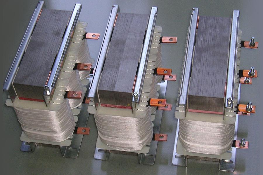 132 KW - Reactors - Reattanze.