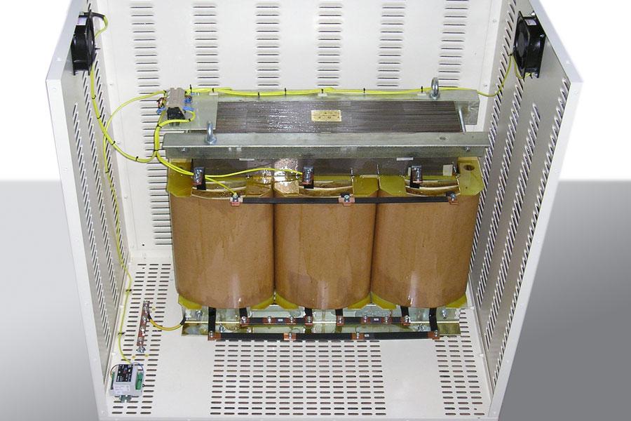 320.000 VA Renewable Energy Tranformers - Trasformatori per energie rinnovabili.