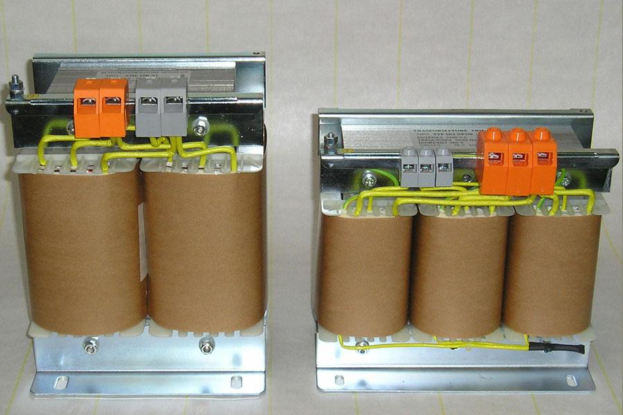 5000 VA Single-Phase Autotransformers - Autotrasformatore monofase.