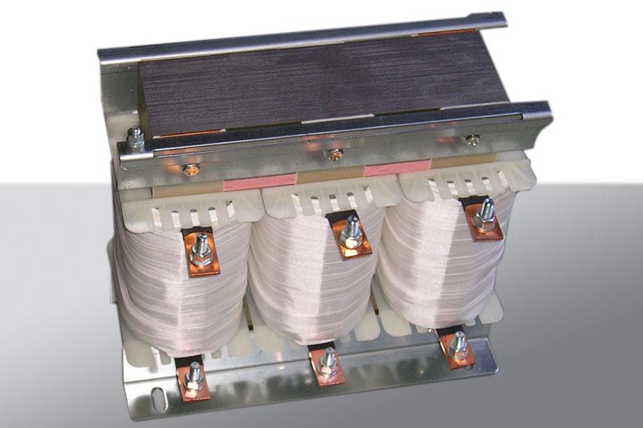 55 KW-Reactors - Reattanze.
