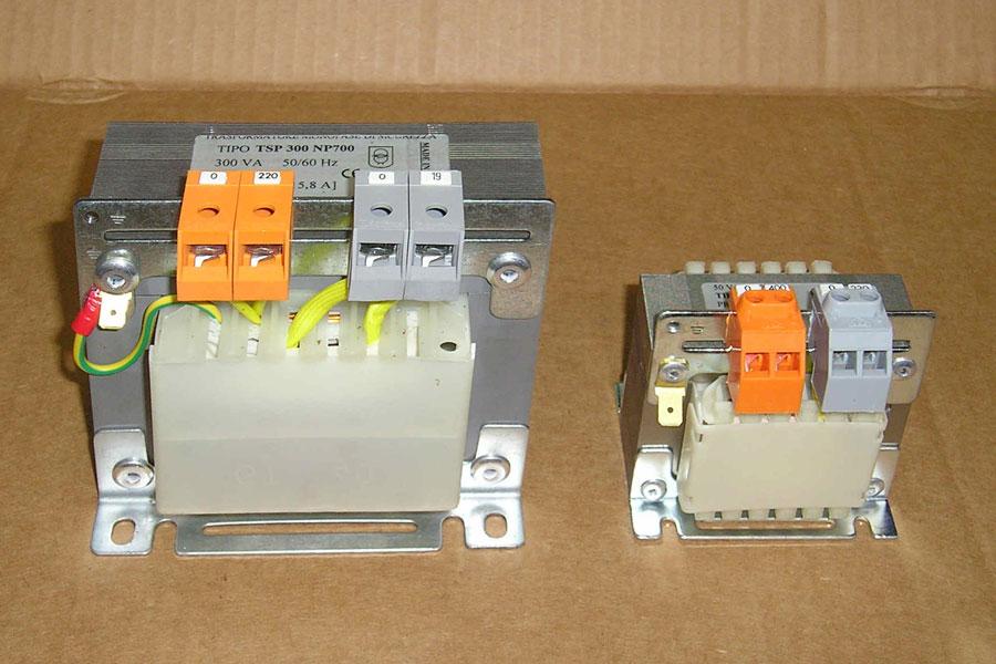300 VA - 50 VA Transformateurs monophasès