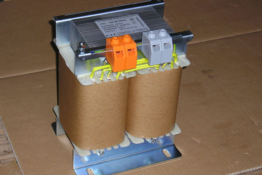 4KVA - Transformateur monophasè